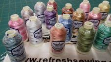 Machine Embroidery thread
